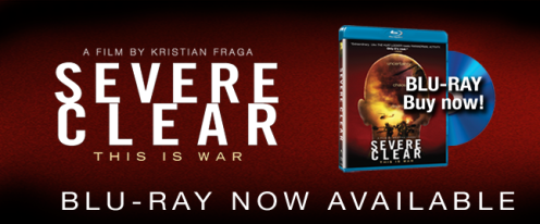 Severe Clear Blu-Ray