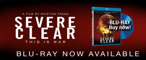 Severe Clear Blu-Ray